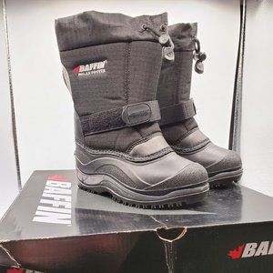 Baffin Youth Boot SZ11 Black